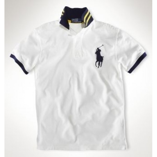 Ralph Lauren Save Up To,Classic-Fit 1004 Cotton Big Pony Polo