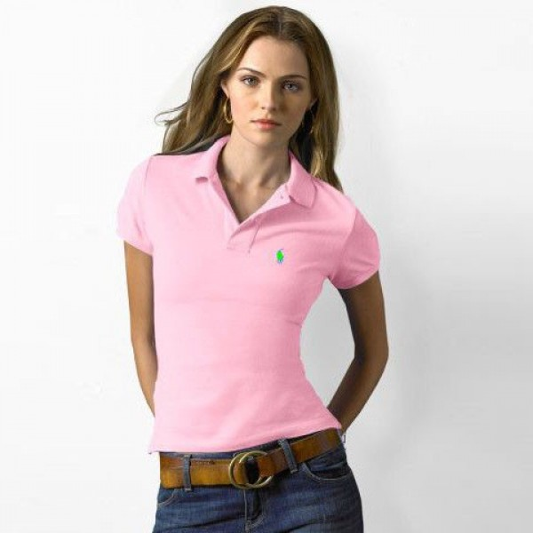 Ralph Lauren Factory Outlet Online,Womens Classic Fit Pony Polo Carmel Pink