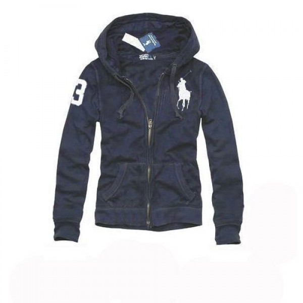 Picture Of Ralph Lauren,Polo Hoody Norway red for women